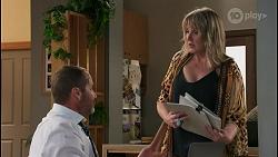 Toadie Rebecchi, Melanie Pearson in Neighbours Episode 8614