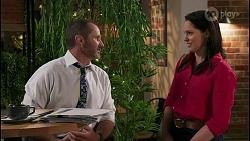 Toadie Rebecchi, Angela Lane in Neighbours Episode 8615