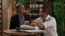 Paul Robinson, Toadie Rebecchi in Neighbours Episode 8615
