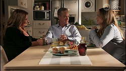 Terese Willis, Paul Robinson, Harlow Robinson in Neighbours Episode 8615