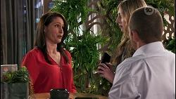 Angela Lane, Mackenzie Hargreaves, Toadie Rebecchi in Neighbours Episode 8616