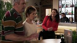Karl Kennedy, Susan Kennedy, Angela Lane in Neighbours Episode 8616