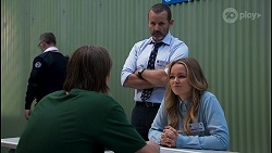 Brent Colefax, Toadie Rebecchi, Harlow Robinson in Neighbours Episode 8616