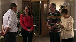 Toadie Rebecchi, Angela Lane, Karl Kennedy, Susan Kennedy in Neighbours Episode 8616