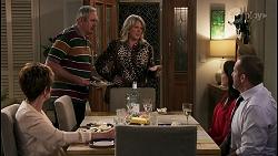 Susan Kennedy, Karl Kennedy, Melanie Pearson, Angela Lane, Toadie Rebecchi in Neighbours Episode 8616