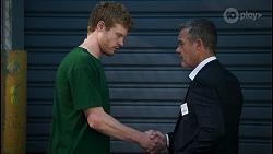 Holden Brice, Paul Robinson in Neighbours Episode 8616