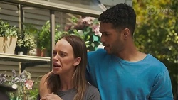 Bea Nilsson, Levi Canning in Neighbours Episode 8617