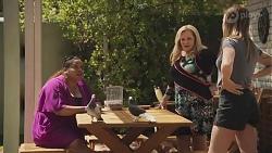 Sheila Canning 2, Sheila Canning, Bea Nilsson in Neighbours Episode 8617
