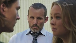 Brent Colefax, Toadie Rebecchi, Harlow Robinson in Neighbours Episode 8617