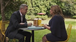 Paul Robinson, Terese Willis in Neighbours Episode 8617
