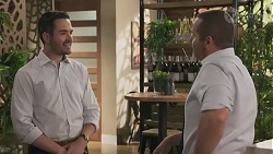 Curtis Perkins, Toadie Rebecchi in Neighbours Episode 8617