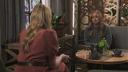 Mackenzie Hargreaves, Harlow Robinson in Neighbours Episode 8617