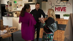 Sheila Canning 2, Ned Willis, Sheila Canning in Neighbours Episode 8618