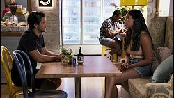 David Tanaka, Yashvi Rebecchi in Neighbours Episode 8618