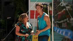Terese Willis, Jesse Porter in Neighbours Episode 8619