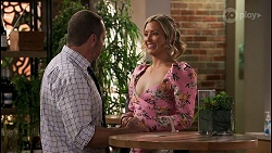 Toadie Rebecchi, Amy Greenwood in Neighbours Episode 8620