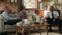 Karl Kennedy, Susan Kennedy, Toadie Rebecchi in Neighbours Episode 8620