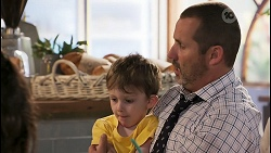 Hugo Somers, Toadie Rebecchi in Neighbours Episode 8620