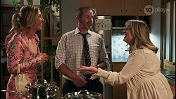 Amy Greenwood, Toadie Rebecchi, Melanie Pearson in Neighbours Episode 8620