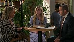 Melanie Pearson, Mackenzie Hargreaves, Toadie Rebecchi in Neighbours Episode 8621