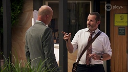 Tim Collins, Toadie Rebecchi in Neighbours Episode 8621