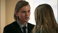 Brent Colefax, Harlow Robinson in Neighbours Episode 8621