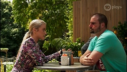 Roxy Willis, Kyle Canning in Neighbours Episode 8621