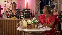Roxy Willis, Amy Greenwood in Neighbours Episode 8622