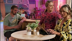 Kyle Canning, Roxy Willis, Amy Greenwood in Neighbours Episode 8622