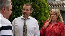 Karl Kennedy, Toadie Rebecchi, Melanie Pearson in Neighbours Episode 8622