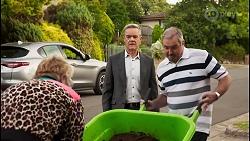 Vera Punt, Paul Robinson, Karl Kennedy in Neighbours Episode 8622
