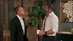 Paul Robinson, Toadie Rebecchi in Neighbours Episode 8622