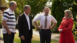 Karl Kennedy, Paul Robinson, Toadie Rebecchi, Melanie Pearson in Neighbours Episode 8622
