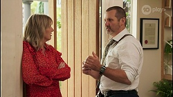 Melanie Pearson, Toadie Rebecchi in Neighbours Episode 8622