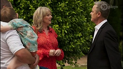Toadie Rebecchi, Hugo Somers, Melanie Pearson, Paul Robinson in Neighbours Episode 8623