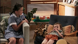 Nell Rebecchi, Hugo Somers in Neighbours Episode 8623