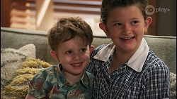 Hugo Somers, Nell Rebecchi in Neighbours Episode 8623