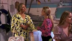 Amy Greenwood, Roxy Willis, Harlow Robinson in Neighbours Episode 8624