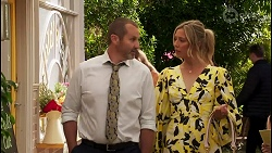 Toadie Rebecchi, Amy Greenwood in Neighbours Episode 8624