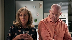 Jane Harris, Clive Gibbons in Neighbours Episode 8624