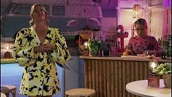 Amy Greenwood, Roxy Willis in Neighbours Episode 8624