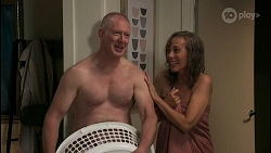 Clive Gibbons, Jane Harris in Neighbours Episode 8624