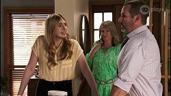 Mackenzie Hargreaves, Melanie Pearson, Toadie Rebecchi in Neighbours Episode 8624