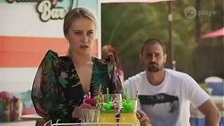 Roxy Willis, Kyle Canning in Neighbours Episode 8625