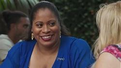 Sheila Canning 2, Sheila Canning in Neighbours Episode 8625