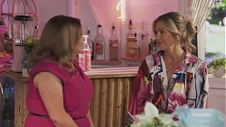 Terese Willis, Amy Greenwood in Neighbours Episode 8625