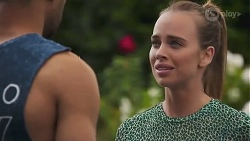 Levi Canning, Bea Nilsson in Neighbours Episode 8625