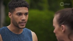 Levi Canning, Bea Nilsson in Neighbours Episode 8626