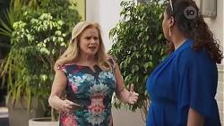 Sheila Canning, Sheila Canning 2 in Neighbours Episode 8626