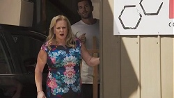 Sheila Canning, Ned Willis in Neighbours Episode 8626